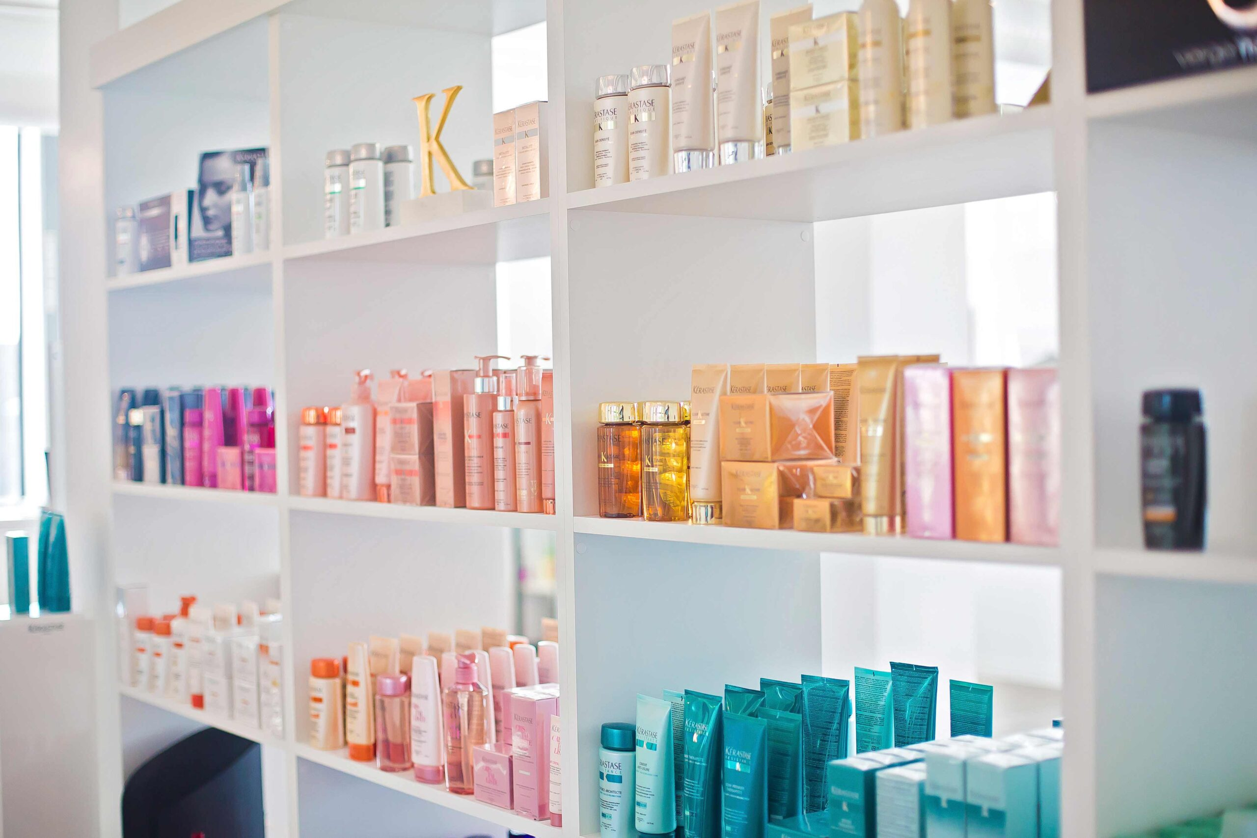 Luxe - Our full collection of Keratase products